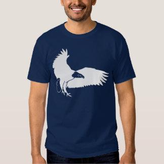 Bald Eagle T-Shirt White