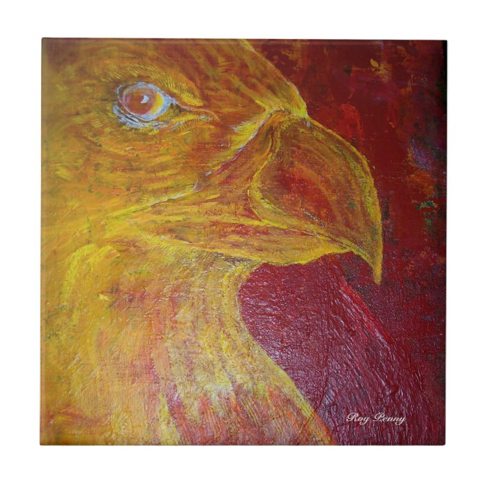 Bald Eagle Tile