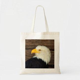 Bald Eagle Tote Bags