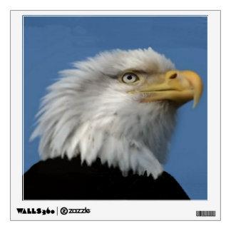 BALD EAGLE-WALL DECAL