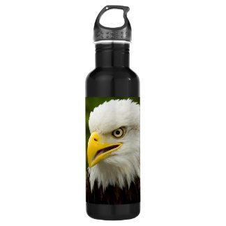Bald Eagle Water Bottle