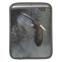 Bald Eagle & Waterfall Wild Animal Tablet Case