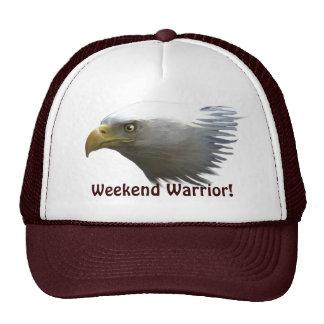 Bald Eagle Wildlife Birdlover Gift Mesh Hat