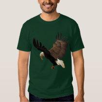 Bald Eagle Wildlife Photography Birdlover design Tshirts