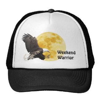 Bald Eagle Wildlife Weekend Warrior Hat