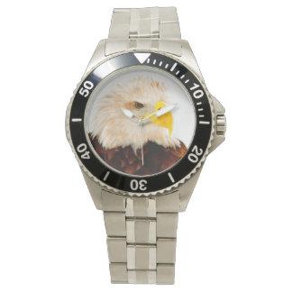 Bald Eagle Wrist Watch