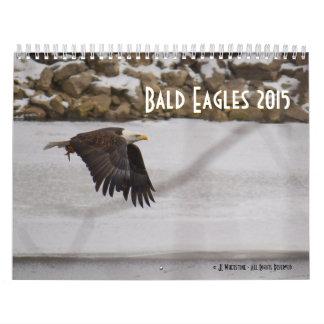 Bald Eagles 2015 Calendar