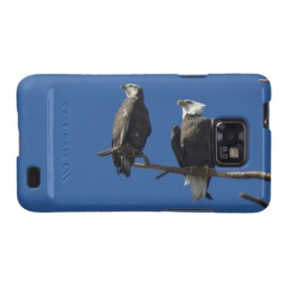 Bald Eagles Galaxy S2 Case