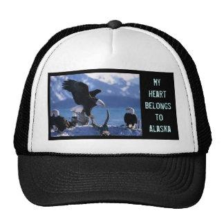 Bald Eagles Trucker Hat