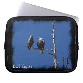 Bald Eagles Laptop Bag