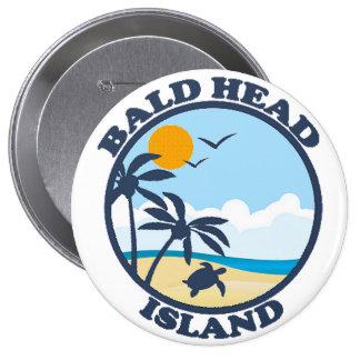 Bald Head Island. Button