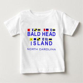 Bald Head Island NC w/Maritime Spelling T-shirt