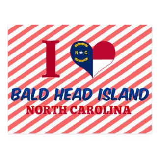 Bald Head Island, North Carolina Postcard