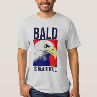 Bald is Beautiful American Eagle shirt