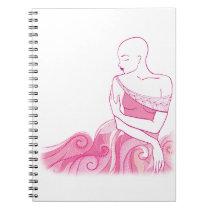 Bald Is Beautiful Notebook