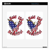 Bald is Beautiful - style4 Kindle Fire Decal