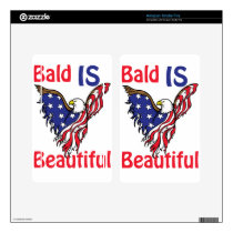 Bald is Beautiful - style 1 Decal For Kindle Fire