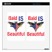 Bald is Beautiful  - style 2 Kindle Fire Decal