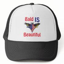 Bald is Beautiful  - style 2 Trucker Hat