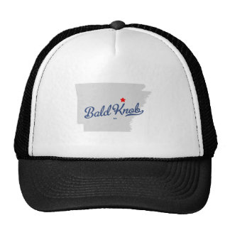 Bald Knob Arkansas AR Shirt Mesh Hats