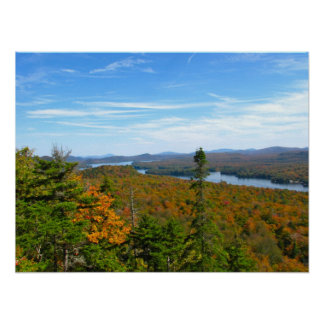 Bald Mountain Lookout Poster