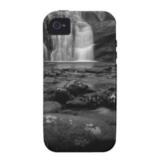 Bald River Falls bw.jpg iPhone 4/4S Case