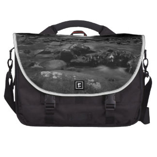 Bald River Falls bw.jpg Commuter Bags