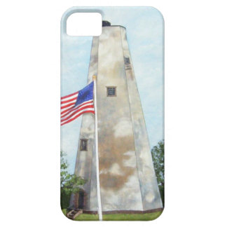Baldhead Island Lighthouse-Old Baldy iPhone SE/5/5s Case