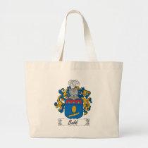 Baldi Family Crest Bag
