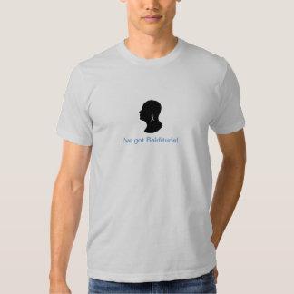 Balditudes - conciencia de la alopecia poleras