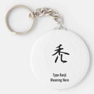 Baldness - Hage Keychain