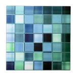 Baldosa cerámica colorida única azulejos ceramicos