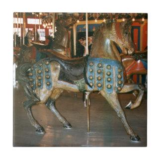 Baldosa cerámica de Belces del eco de la cañada Tejas Cerámicas