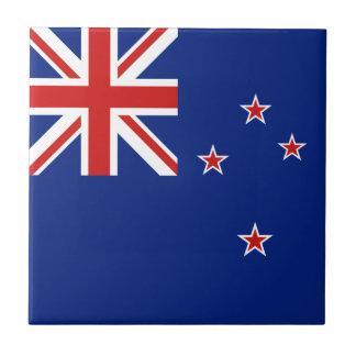 Baldosa cerámica de la bandera de Nueva Zelanda Azulejos Cerámicos