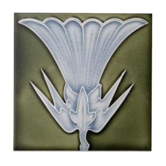 Baldosa cerámica de la reproducción del art déco A Azulejos Ceramicos