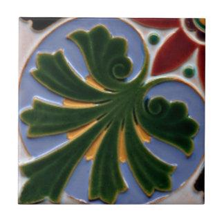Baldosa cerámica de la reproducción del art déco A Azulejos