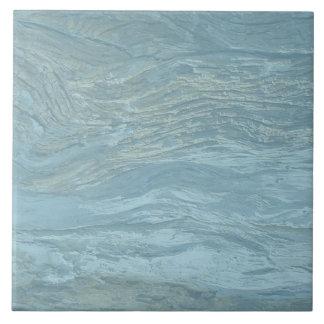 Baldosa cerámica de la textura de madera azul azulejo cuadrado grande