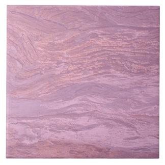 Baldosa cerámica de la textura de madera rosada azulejo cuadrado grande