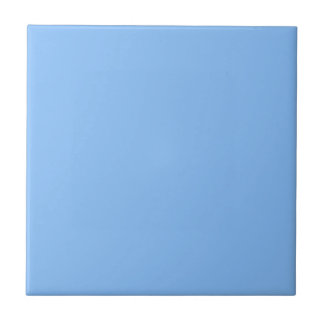 Baldosa cerámica de los azules cielos sólidos azulejo cuadrado pequeño