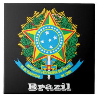 Baldosa cerámica del Brasil Azulejo Cuadrado Grande