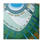 Baldosa cerámica del diseño abstracto azulejos ceramicos