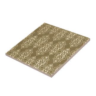 Baldosa cerámica del papel pintado de color caqui  tejas  cerámicas