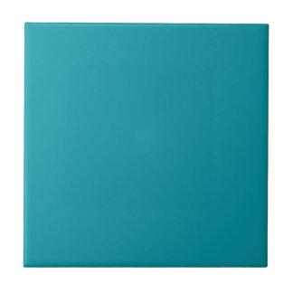Baldosa cerámica del verde sólido del trullo azulejo cuadrado pequeño