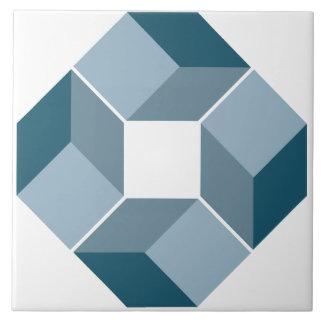Baldosa cerámica grande del módulo 4,5 cristalinos azulejo cuadrado grande