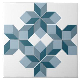 Baldosa cerámica grande del módulo cristalino azulejo cuadrado grande