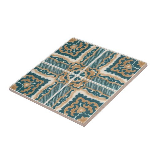 Baldosas cerámicas azulejo cuadrado pequeño