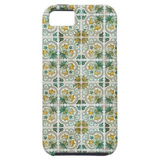 Baldosas cerámicas iPhone 5 fundas