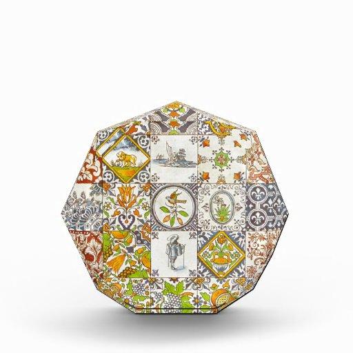 Baldosas cerámicas holandesas