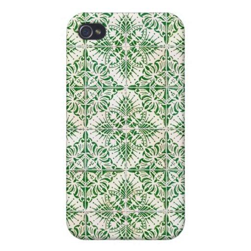 Baldosas cerámicas iPhone 4/4S funda