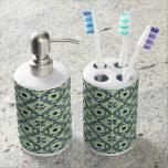 Baldosas cerámicas set de baño